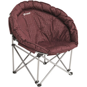 Outwell Casilda Chair, claret
